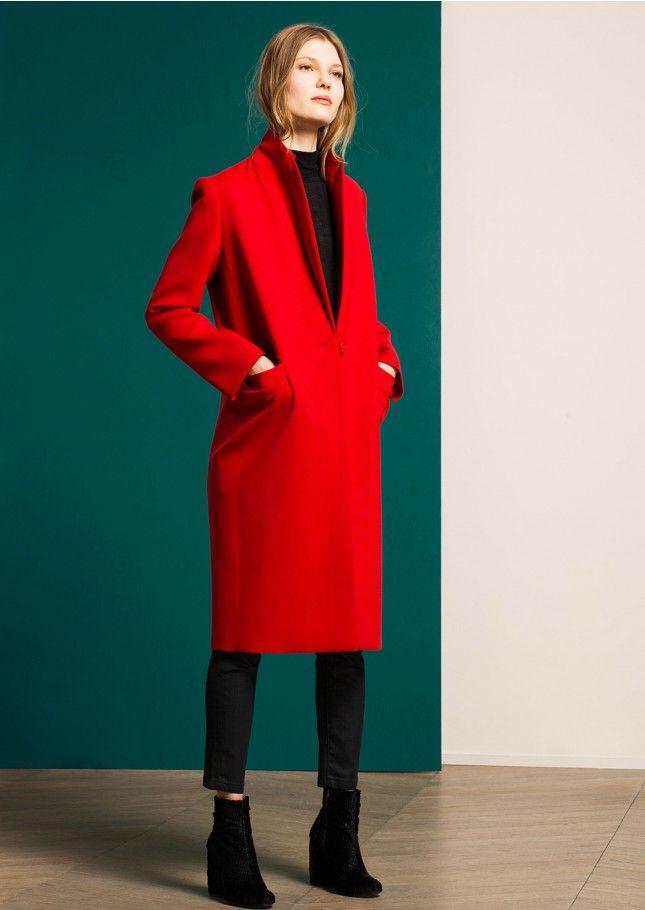 17 meilleures id es propos de veste rouge sur pinterest. Black Bedroom Furniture Sets. Home Design Ideas