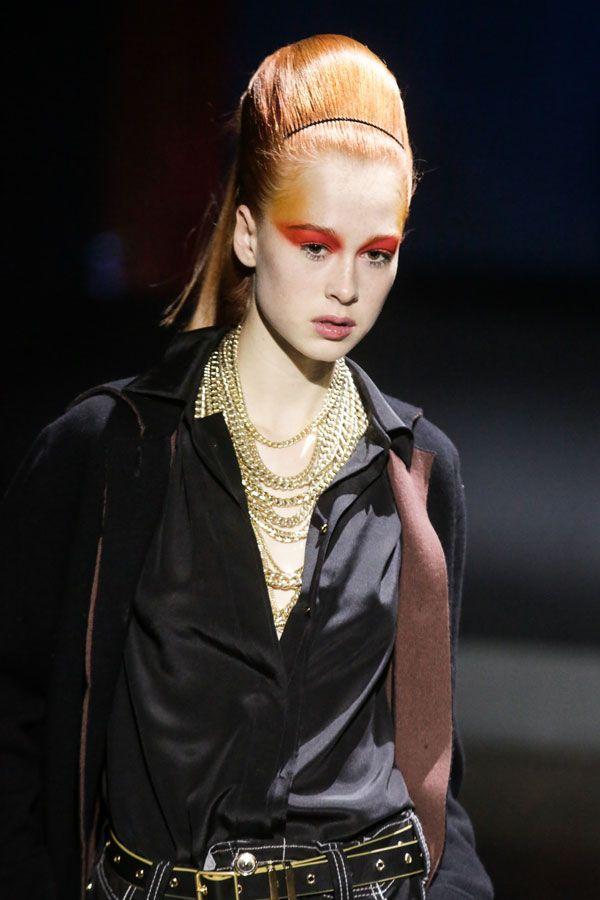 GNTM-Model: Samantha Wow! Samantha war eines der zwei Mädchen, die auf der Paris Fashion Week für Wolfgang Joops Label Wunderkind laufen durften.