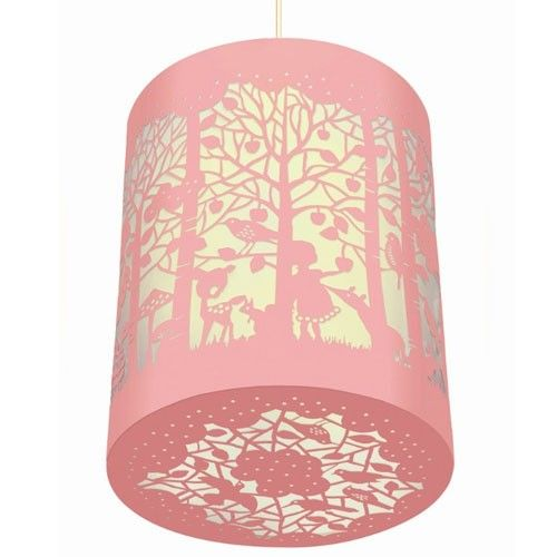 hanglamp - in het bos djeco | ilovespeelgoed.nl