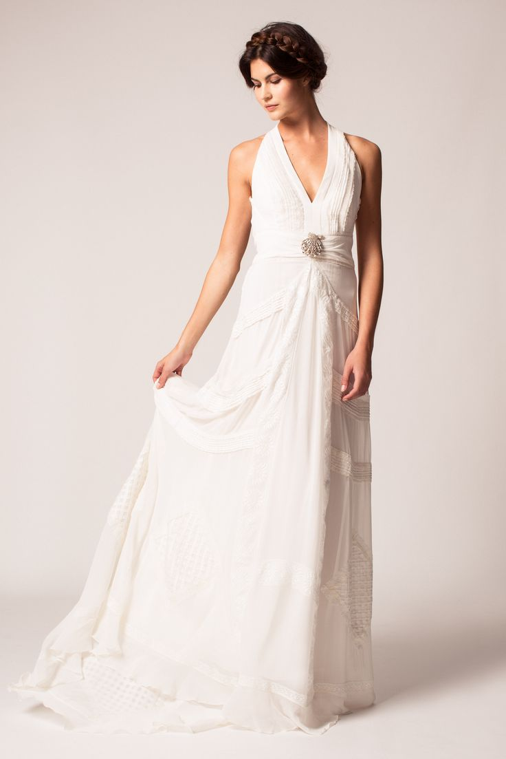 temperley bridal lookbooks wedding dress accessories The Temperley Bridal Winter Collection Chia Dress wedding dress accessories