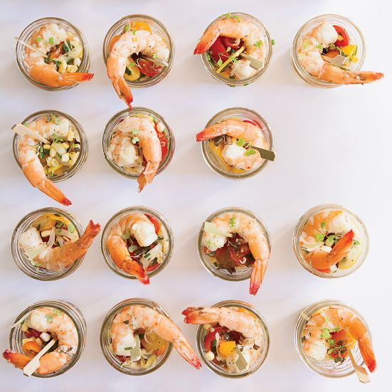 This supereasy pickled shrimp recipe has just two easy steps. Learn how to make it at Food & Wine.