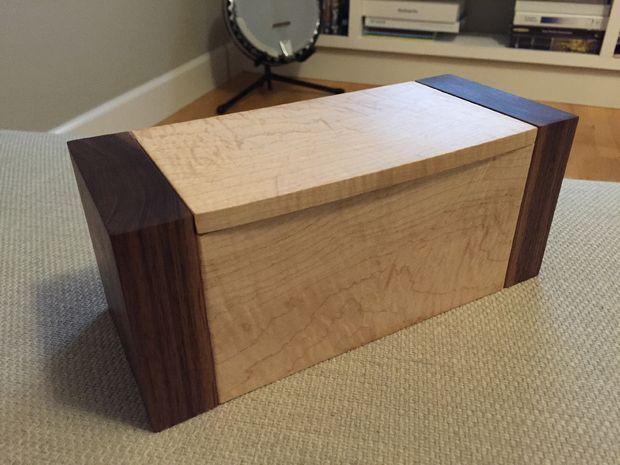 Picture of Secret Compartment Box