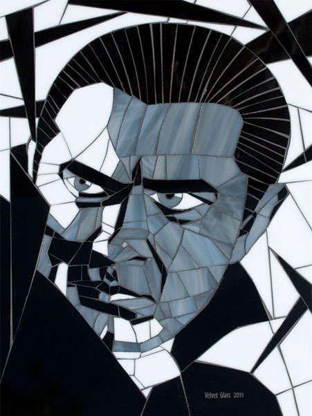 Stained Glass Frankensteins  The 26 best images about maske calismalari on  Pinterest Masks. Tapas Puesta Del Sol Hattingen   xtreme wheelz com