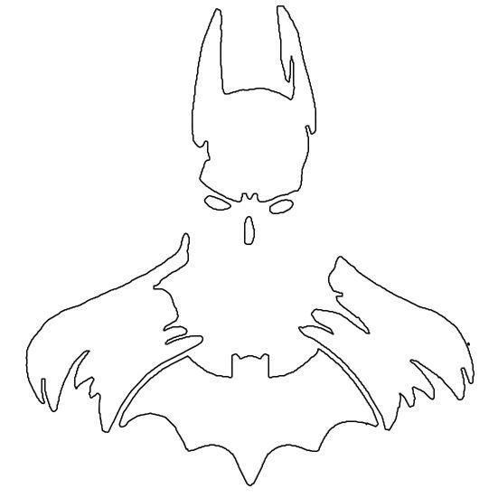batman cake template - Google Search