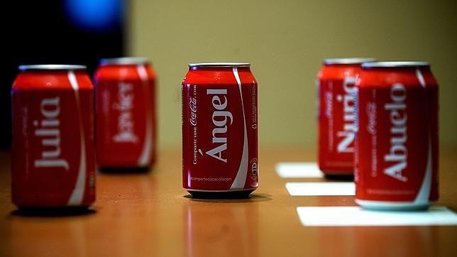 Comparte una Coca-Cola contigo y con los que más quieres