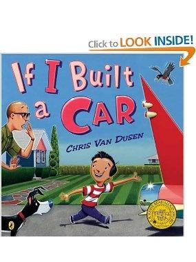 if i built a car by chris van dusen read aloudkid bookschildrens