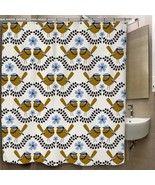 Blue Wren Repeat Pattern Custom Print On Polyes... - $35.00 - $41.00