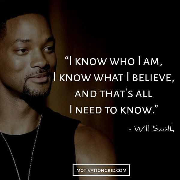 25+ Best Will Smith Quotes On Pinterest