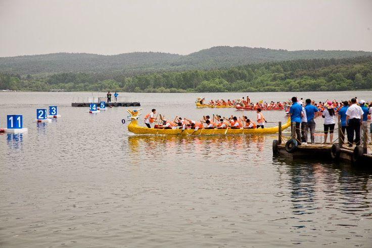 MayaQuilt: vakantie  Changchun 2014