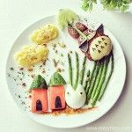 Οι απίθανες δημιουργίες μιας μαμάς στο πιάτο!