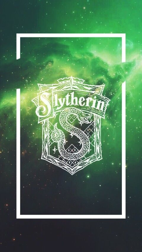 Slytherin is my house. Find your house at Pottermore