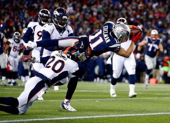 Julian Edelman - Denver Broncos v New England Patriots