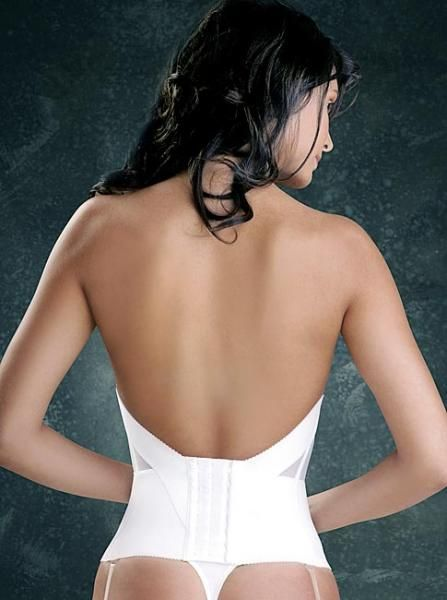 Backless Corset Hmm Backless Enough Wedding