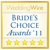 Cocoplum is the Wedding Wire Bride's Choice Award 2011