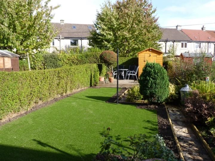 Laying of Artificial Grass