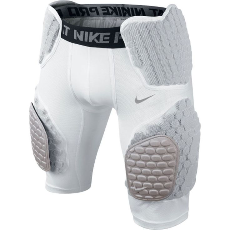 Only $54.99!!! NEW/NWT Nike Pro Combat Football Pants Base Layer Padded Hyperstrong Compression #NikeProCombat #FootballBaseLayerPants34length