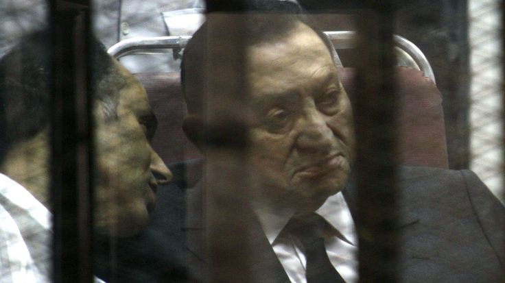{  EGYPTIAN COURT DISMISSES CHARGES AGAINST HOSNI MUBARAK  }  #FoxNews ........ ''An Egyptian court dismissed murder charges against former President Hosni Mubarak in connection with the killing of hundreds of protesters in the 2011 uprising that ended his nearly three-decade rule.''........    http://www.foxnews.com/world/2014/11/29/egyptian-court-dismisses-charges-against-mubarak/?intcmp=latestnews