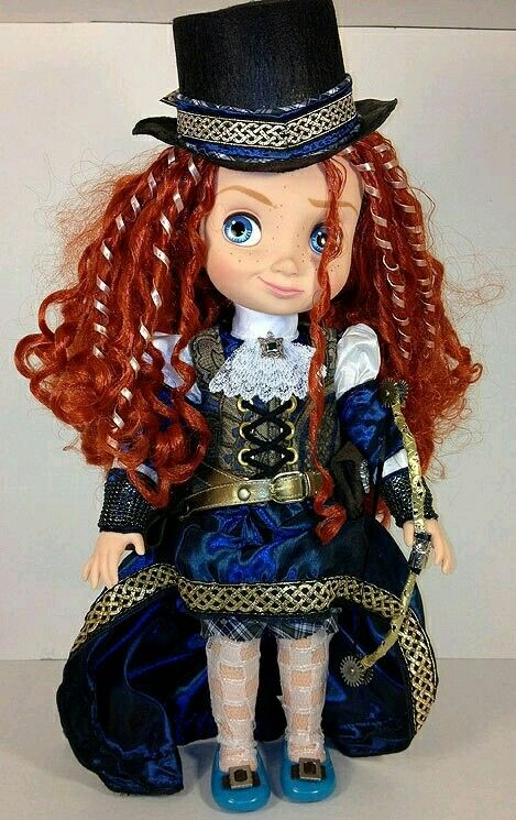 Steampunk Merida