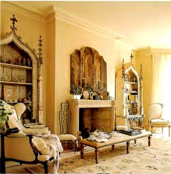 37 Fascinating Luxury Living Rooms Designs: 7 Best Special Antique Furnishings Images On Pinterest