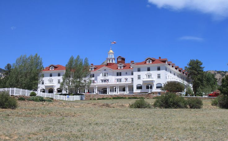 Most Haunted Places in America | The Stanley Hotel – Most Haunted Place in America – Estes Park ...