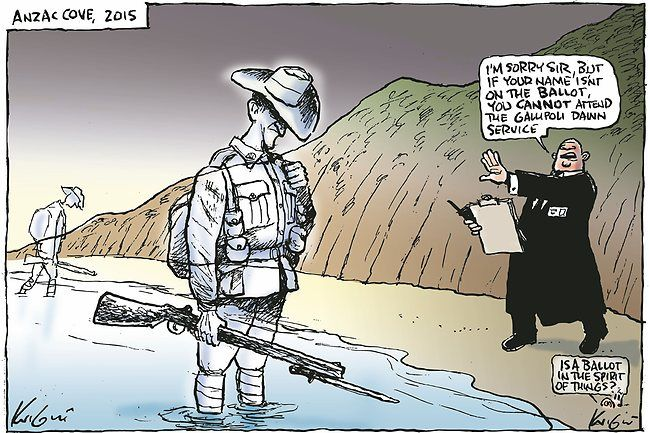 Knight cartoon | Mark Knight 2012 - 27 September | Herald Sun
