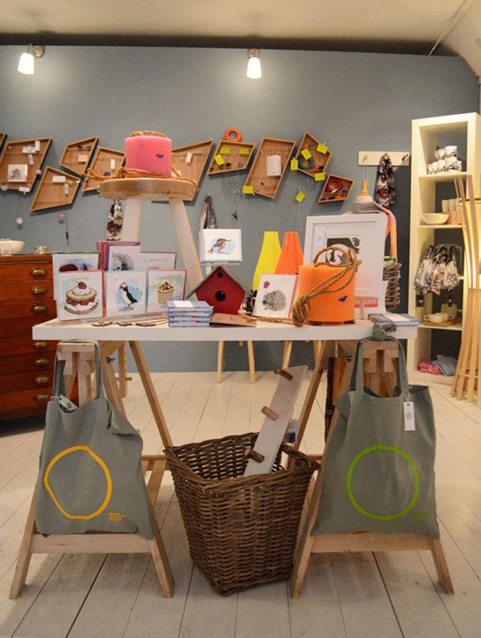 Poppytalk: Dispatch from Dublin: The Irish Design Shop  Shopping in ir
