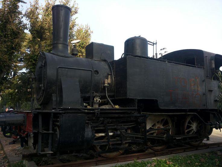 Cirilla, la Locomotiva al Dopolavoro Ferroviario a Bologna @iperbole