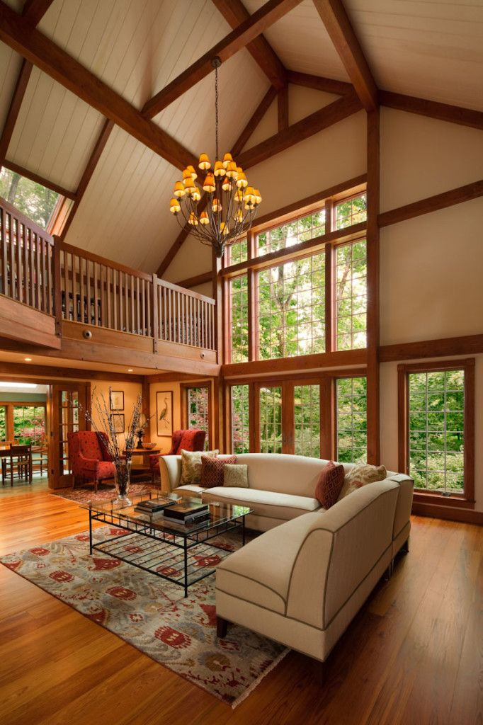The Gathering House is a traditional New England Yankee Barn Home. It features 3,963 square feet post and beam open concept living space, 3 bedrooms, 3.5 baths, porch, greenhouse, media room, study…