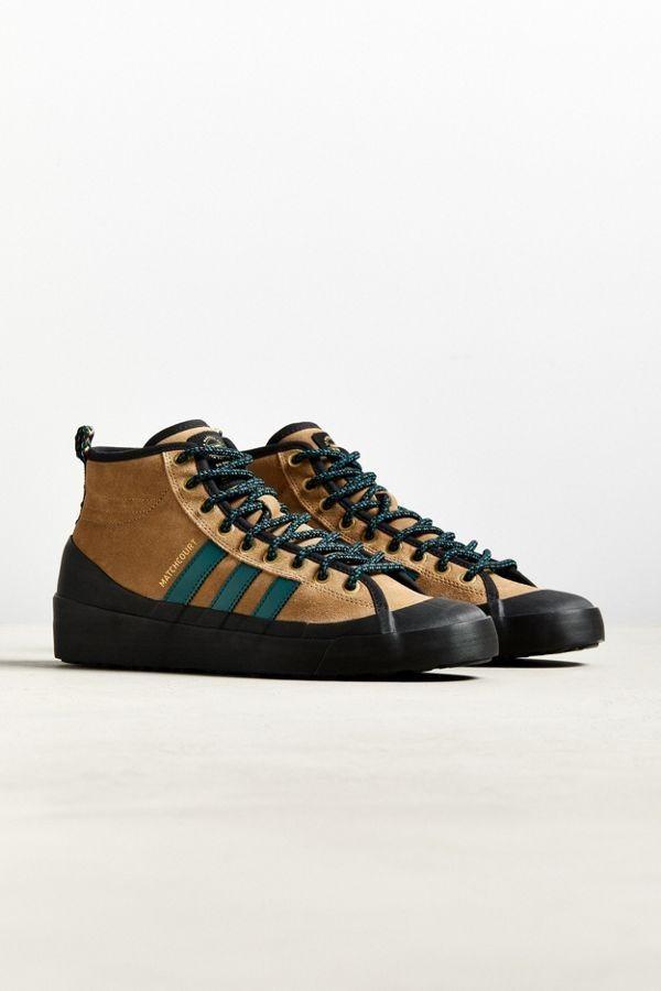 adidas Skateboarding Matchcourt High RX3  1f0e9a6ec80