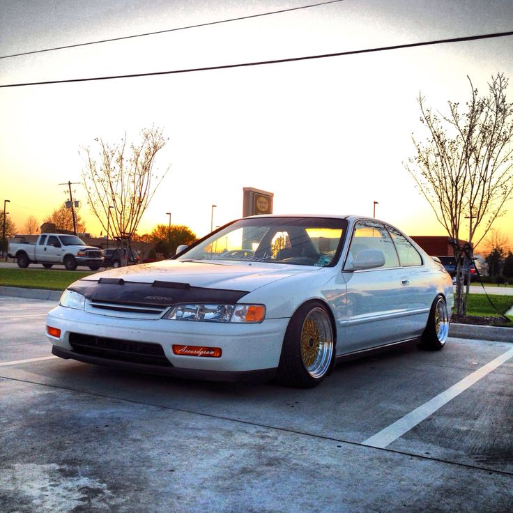 1995 honda accord cd7