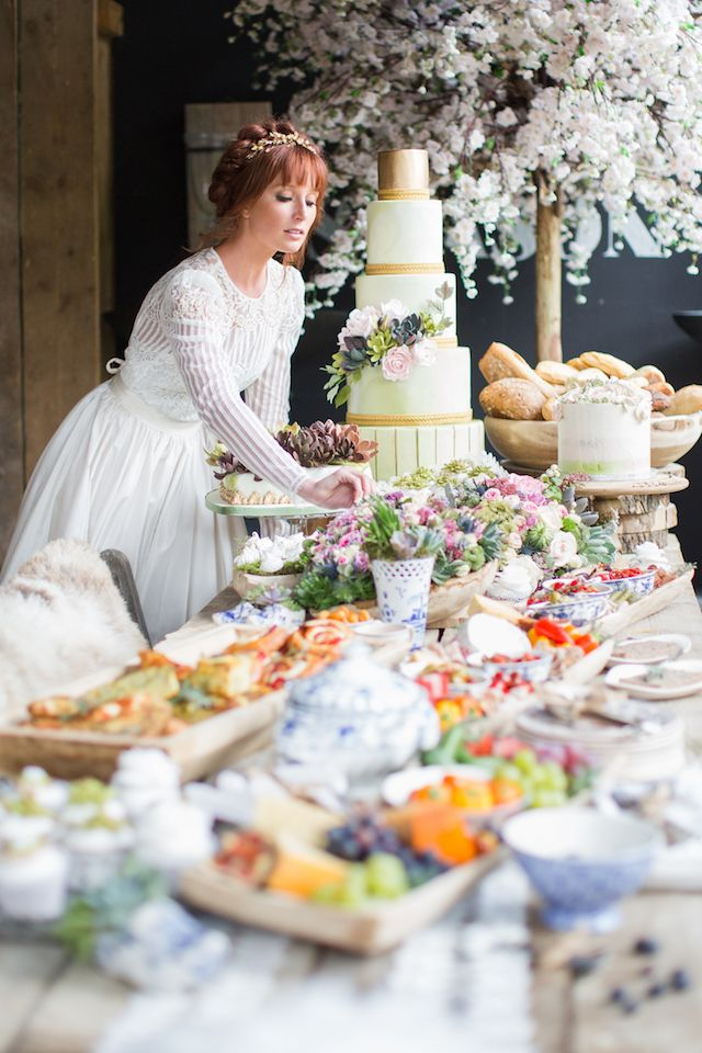 Desserts table | Cecelina Photography