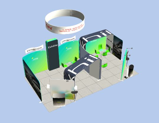 Exhibition Stand Design Programs : Best trade show booth design software images on