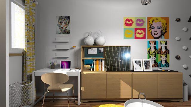 Retro štýl za málo peňazí | Living Styles