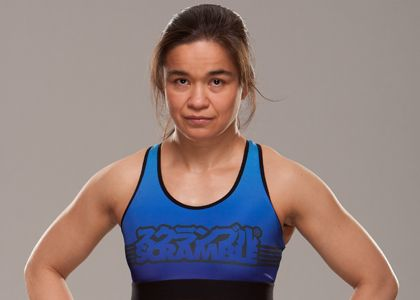 Sportsister meets Mixed Martial Arts fighter Rosi Sexton