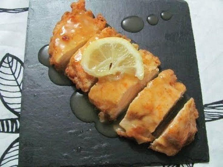 7 Recetas de comida china. El restaurante chino en casa | Cocinar en casa es facilisimo.com pollo al limón