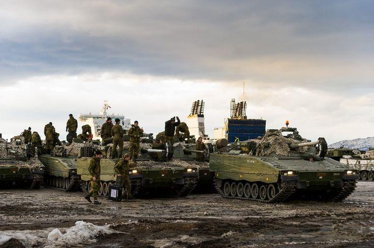 Redeployment of CV9030N, Armoured Battallion, Brigade North, Excercise Viking, Finnmark, 3-1024x681.jpg