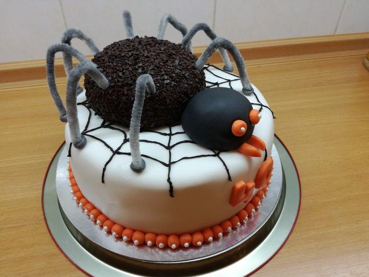 Spider cake☺
