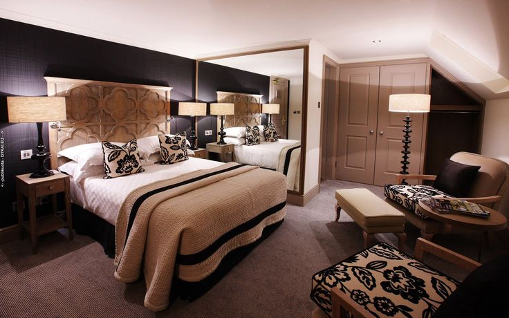 Create An Elegant Bedroom  -  Anelegant bedroomis relaxing, invoking feelings of peace and serenity. An elegant bedroom is decorated using the finest furniture, highest thread-... Check more at http://www.xtend-studio.com/5696-create-an-elegant-bedroom/