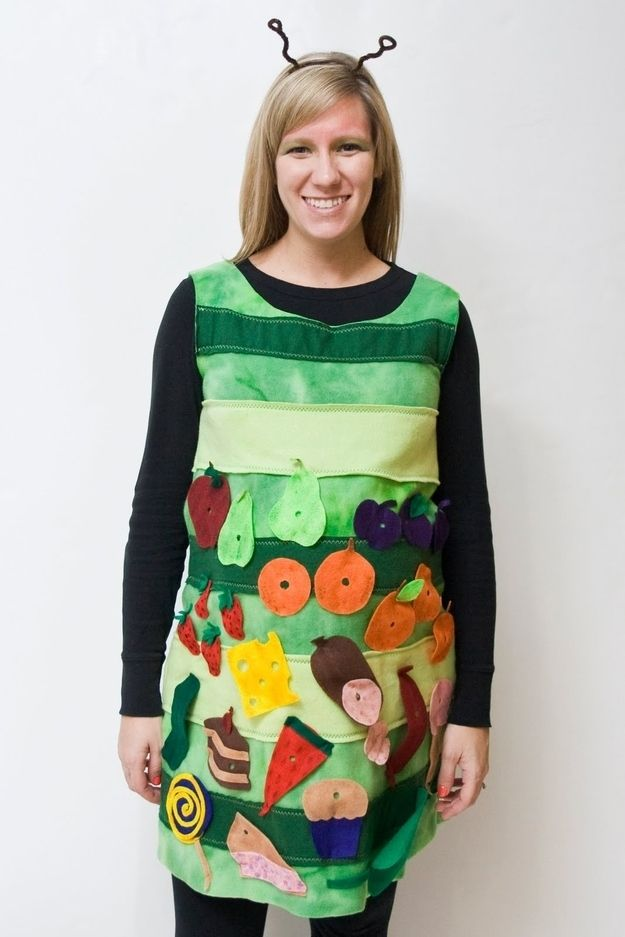 "The Caterpillar from ""The Very Hungry Caterpillar"" 