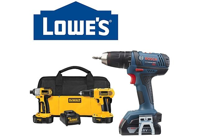 Lowe's | Up to 40% Off Tools Father's Day Sale  Free Gift Offer Sale (lowes.com)