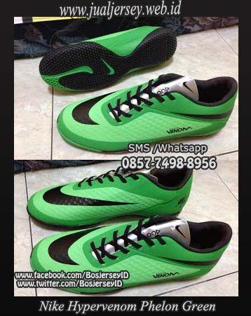 Nike Hypervenom Phelon Futsal Green Lime 2013-2014 Terbaru dan Termurah !!!