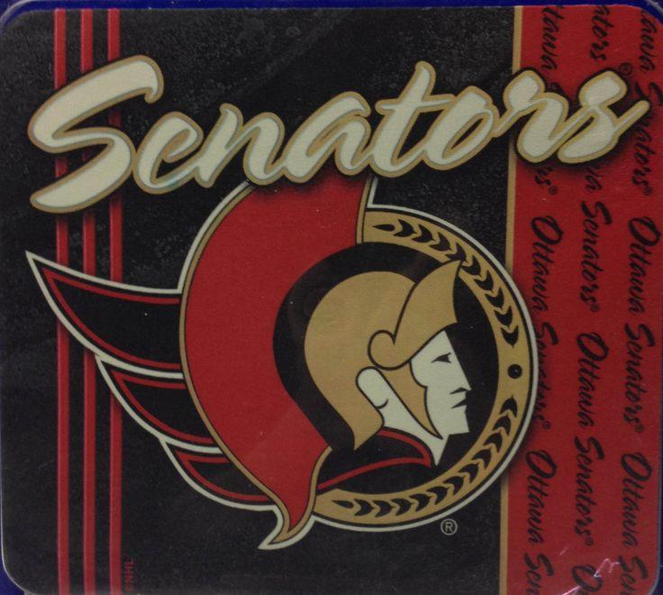 Ottawa Senators NHL Hockey Mouse Pad
