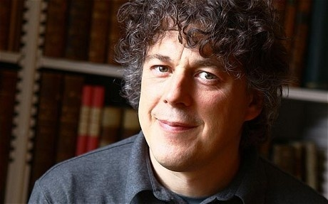 What would QI be without Alan Davies? The man is a comedic genius and his relationship with Stephen Fry is one of the best complementary combinations I have ever seen. people-i-look-up-to personal-development