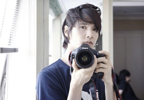원빈 Wonbin Canon Camera