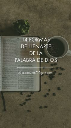 Llegan momentos en nuestras vidas en los que nos damos cuenta de que necesitamos llenarnos de la Palabra de Dios, saturarnos, d...