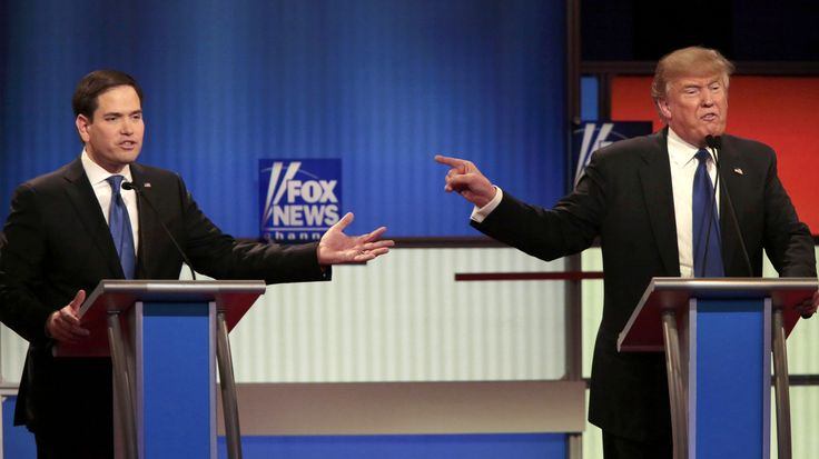 Watch the Best Moments From the GOP Debate