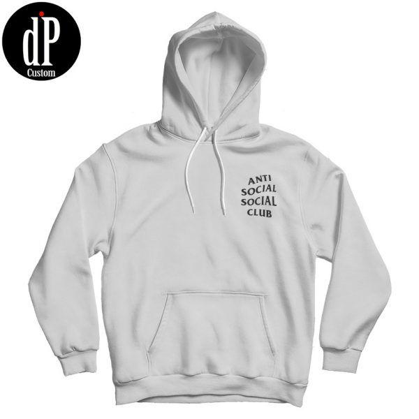 Anti Social Social Club Hoodie Design By Digitalprintcustom Hoodies Anti Social Social Club Hoodie Minimalist Fashion Men