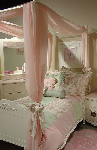 19 Best Canopy Bed Covers Images On Pinterest
