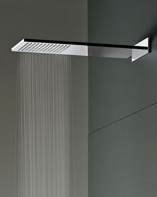 Milano head shower by Fantini _