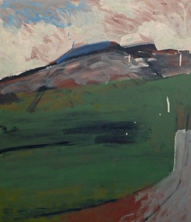 Colin McCahon 'Northland' 1958